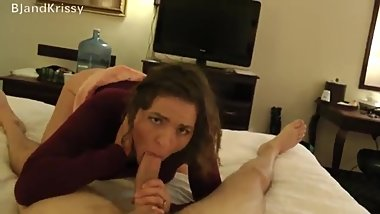 step mom caught step son masterbating