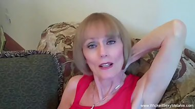 Fucking My Stepson Is Awesome Says Amateur GILF