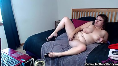 Webcam Short - Taboo Mother ALHANA WINTER Fucking Fantasy RP - PH Exclusive