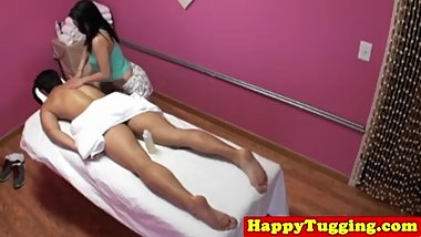 Masseuse boy to girl