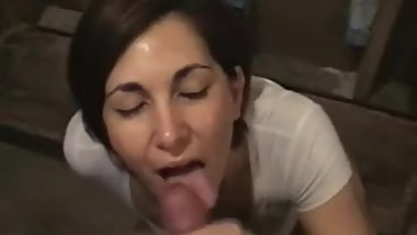 Mom sucks son dick ( roleplay )