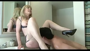 Hot Mother Being Fucked