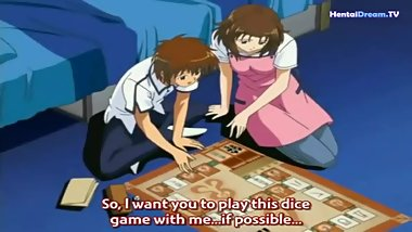 Mess up board game