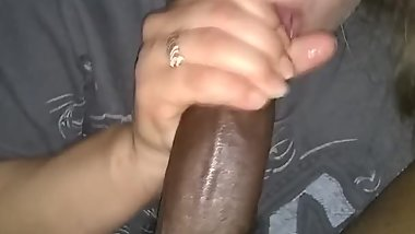 Sucking My Moms Boyfriend Dick (BBC)