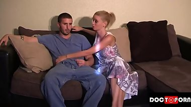 son cums inside stepmom several times