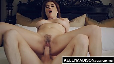 Hot MILF Roberta Gemma Titty Fucked By Ryan Madison