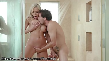 NuruMassage Stepmom Fully Services Stepson- The Sequel!
