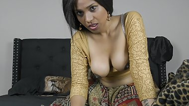 Step Son Cums In Mom After Nightmare Hindi