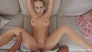 Stepmoms Sex Drive (Full Video)
