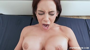 Using Stepmom To Relieve My Stress (Full Video)
