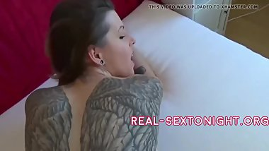 Fucking Sexy German Babe From Behind With Cumshot