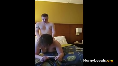 Awesome homemade fucking hot with friend