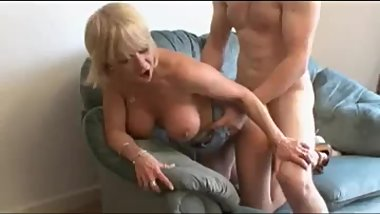 NastyPlace.org - Horny mature mom and young guy