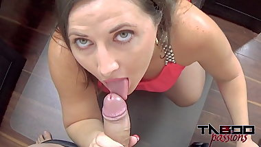 Big Ass Milf Madisin Lee makes Homemade Porn With stepson
