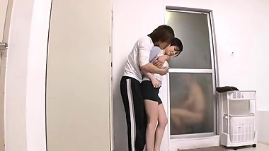 Lewd son plays with stepmom's boobs -Part 2 On HDMilfCam.com