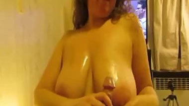Big tits mom fucks her sons friend