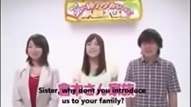 game show japanese incestuous mother and sister(viet subd)