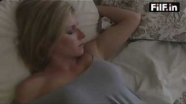 Sleeping mom and pervert son - FREE Mom Videos at FilF.in