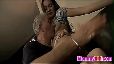MommyVid.com - Old cock experiences young asshole