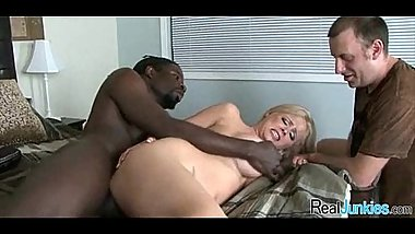 Watching mom fuck a black guy 471