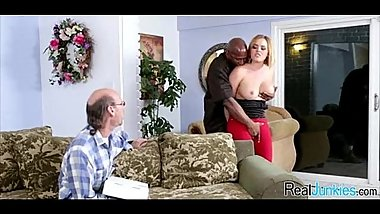 Interracial cuckold with mom 156