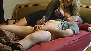Horny MILF Sucks And Fucks Her Step Son &ndash_ More MILF Action At hotmilfs.co.nr